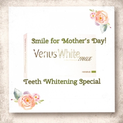 Brighten & Whiten Your Mom's Smile This Mother's Day!